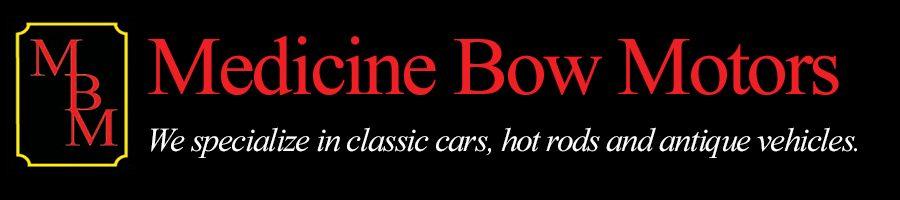 Medicine Bow Motors
